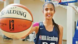 Harsimran Is First Indian Female From NBA Academies To Join Global Academy