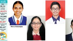 Engineering, medicine priority for ICSE toppers from the city