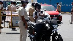 Pune police takes strict against lockdown violators; over 2,432 booked