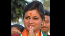 MP Navneet Kaur Rana tests positive for COVID-19