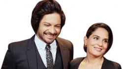 Richa Chadha, Ali Fazal apply for marriage registration