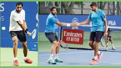Ramanathan slays Granollers to advance
