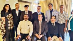 Ajay Soni appointed President of ACBM
