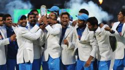 Remembering India's 2013 Champions Trophy triumph