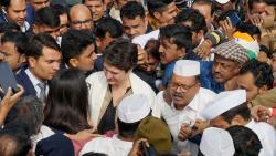 Priyanka meets anti-CAA activists in Varanasi, says govt acting against constitution