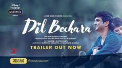 Dil Bechara trailer is all set to make you emotional