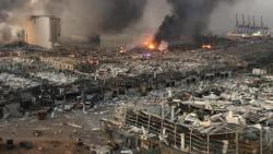 Beirut explosion: Hundreds wounded as huge blasts rock Lebanese capital