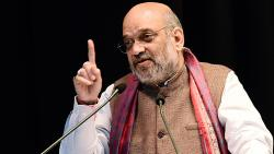 Amit Shah holds meet over cyclone brewing in Arabian Sea