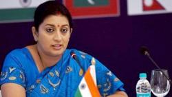 Deepika made her political affiliations known in 2011: Smriti
