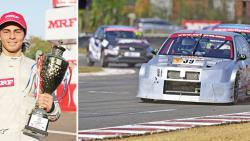 Amendola clinches MRF Challenge crown