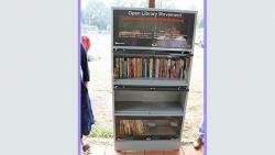 Free open book library launched in Kothrud