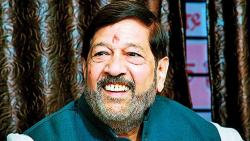 Pune: MP Girish Bapat says 'Shekhar Gaikwad's transfer is politically motivated, government made him a scapegoat'