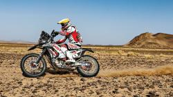 Rodrigues wins Stage 2, CS Santosh placed 10th in Pan Africa Rally