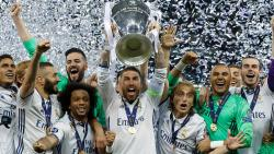 Real Madrid named as the most valuable football club