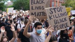 'We're sick of it': Anger over police killings shatters the US