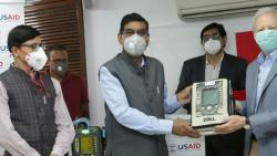 COVID-19: India gets first lot of 100 ventilators from USA