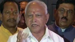 Yeddyurappa to be sworn in CM for 4th time Friday evening