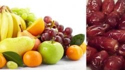 Fruits and dates to become costlier during Ramzan