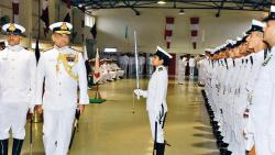 25 pass out from INS Shivaji