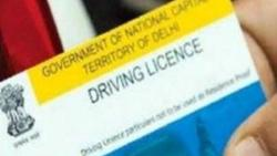 Driving licence update, Union Ministry of  Road Transport and Highways