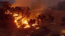 So far, 12 fatalities and over 3,900 structures were destroyed in the fires, the California Department of Forestry and Fire Protection in a daily update on Thursday.