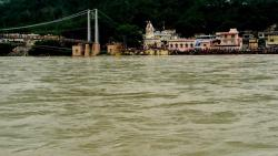 Ganga water may help check Covid, BHU conducting study