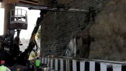 Demolition work of 190-year-old Amrutanjan Bridge begins on Sunday