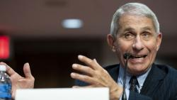 Fauci warns of 100,000 COVID-19 cases per day in US