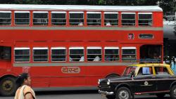 Trains, bus services unaffected in Mumbai