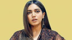 Bhumi Pednekar supports anti-spitting campaign amid pandemic