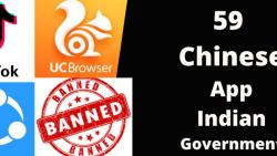Banned Chinese apps told to strictly comply with order