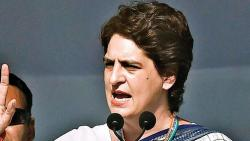 Priyanka Gandhi: Show up Modiji, it's time to stand up to China