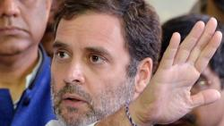 Scindia forgot his ideology as he was apprehensive about his political future: Rahul Gandhi
