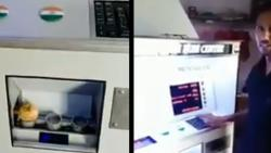 Watch: This 'Pani Puri ATM' is creating buzz on internet