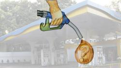 Petrol price rise by Rs 8.36 in less than three weeks