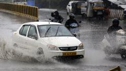 Pune: Heavy rains lash city, suburbs waterlogged