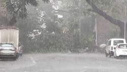 Pune witnesses strong winds and thunderstorms