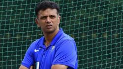 Rahul Dravid: Good to see players having courage to talk about mental health