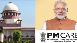 SC sends notice to Centre on plea to transfer PM Cares Fund money to NRDF