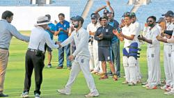 Rohit Motwani received the man-of-the-match award for his career best knock of 189 in the Maharashtra's first innings.
