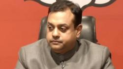 BJP leader Sambit Patra hospitalised with coronavirus symptoms