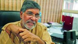 Kailash Satyarthi: Law itself is not justice, we have to serve justice