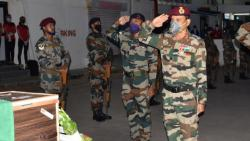 Maharashtra bids goodbye to Indian Army soldier who lost his life in Leh