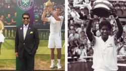 When Vijay Amritraj almost became India's first Grand Slam singles semi-finalist in the Open Era