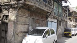 Owners of dilapidated structures appealed to vacate premises