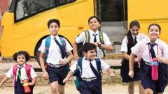 The fifth standard in Maharashtra state will come under primary schooling