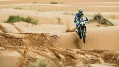 Michael Metge makes a strong start in Morocco