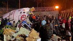 Air India flight crash: Plane skidded due to slippery runway, says Aviation Minister