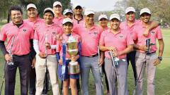 Panchshil wins Poona Club Golf League