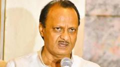 Pune: Ajit Pawar says will install screens outside jumbo hospitals for relatives to see their patient inside